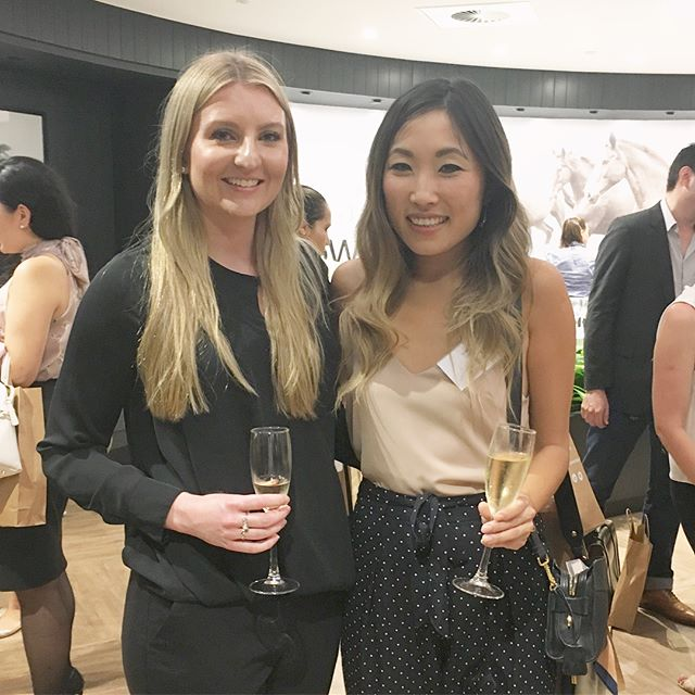 There were so many bright minds at the #christiespacesqueenstreet opening event last night. . I met @thelazyceo in-person for the first time back in April 2016. Back then I was still in my 9 to 5, figuring out what kind of business to start. . It was SO wild to share with @thelazyceo last night that I now run my own business! Jane's sense of self and drive has been a big inspiration for me as I started, and continue to build my business. . As Jane said last night, there have been many iterations along the way before @showpo got to where it is today. If I've learnt anything in the past year from inspiring ladies like Jane, it's to start now and keep developing and changing things along the way. As you progress, you'll understand what each stage taught you. . So, what business idea are you holding off on starting and why? Let me know in the comments below ☺️ . . . . . #bossladymindset #bossbabetribe #womanentrepreneurs #smallbusinesslife #smallbizlife #copywriter #copywriterlife #abundancenow #fempreneurs #laptoplife #healthbusiness