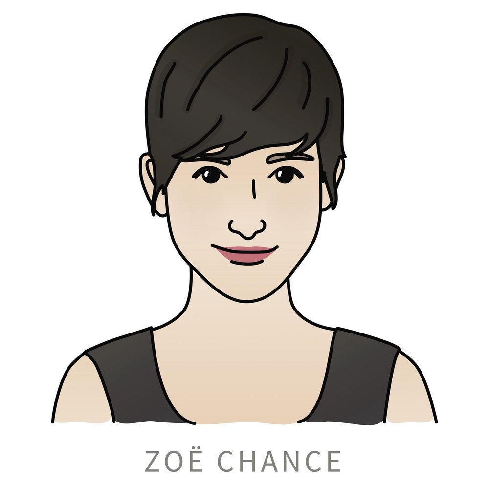 Zoë Chance Intellects Interview