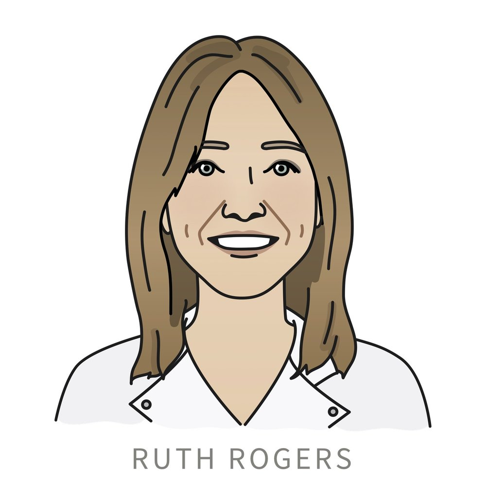 Ruth Rogers, River Cafe