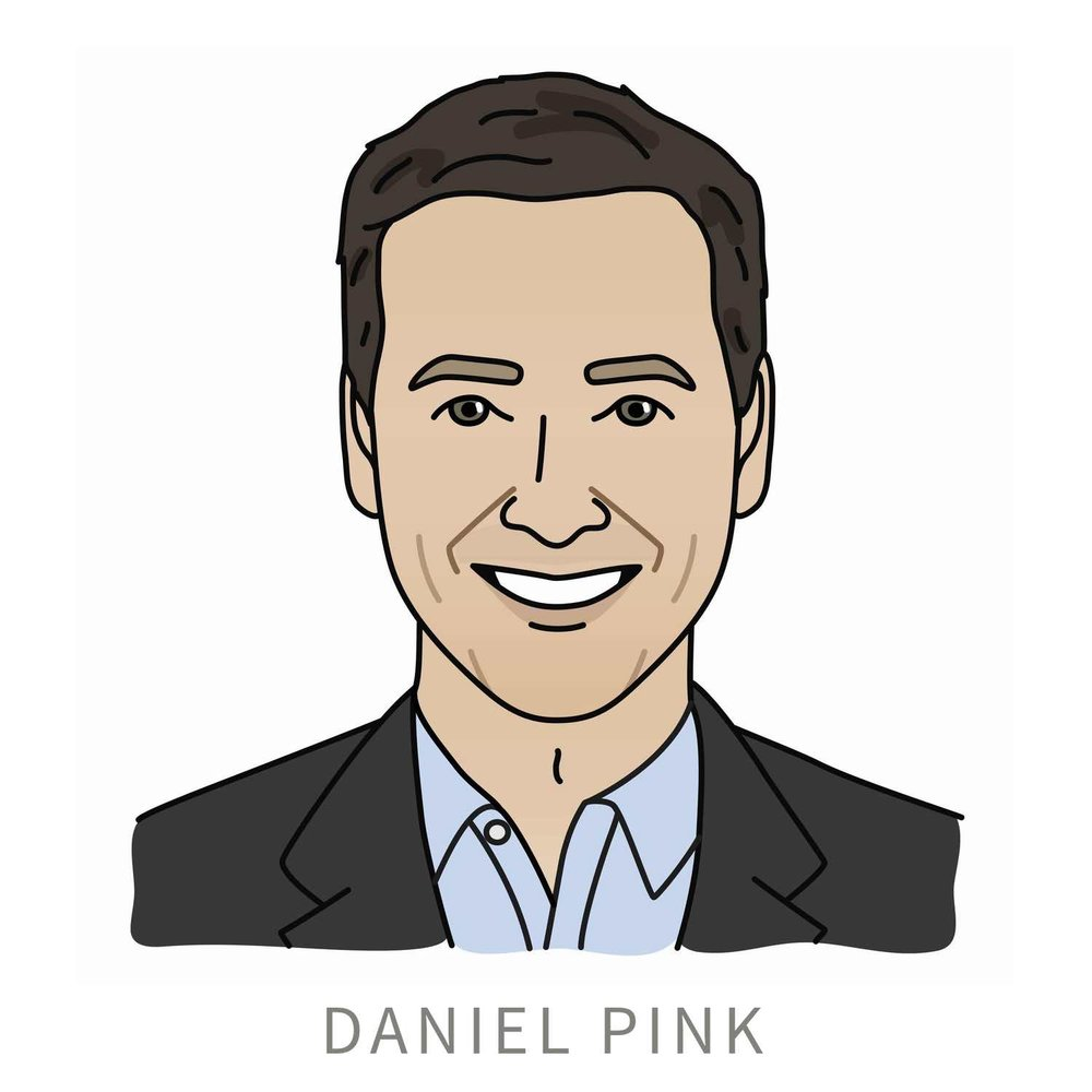 Daniel Pink interview with Intellects.co