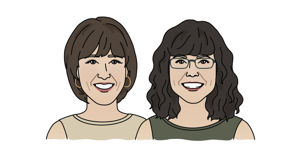 Betsy West and Julie Cohen, filmakers RGB