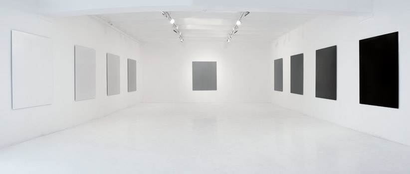 "TimeZones, 2008 Gelatin silver prints;9 panels, 60 x 50"" (152.4 x 127cm) each"