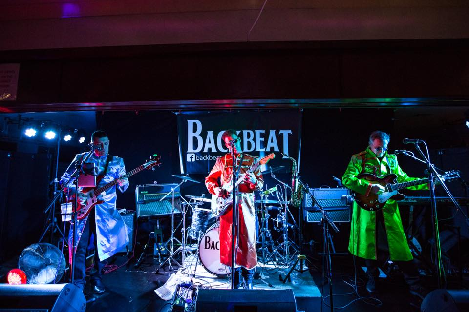 Backbeat are back at The Cricketers on March 9th 8pm. Book your tables early coz they're filling up fast.