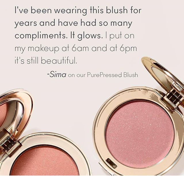 True story! Jane Iredale long lasting mineral makeup at the clinic #gamechangers #michellesskinandbeautyclinic #janeiredalemineralmakeup