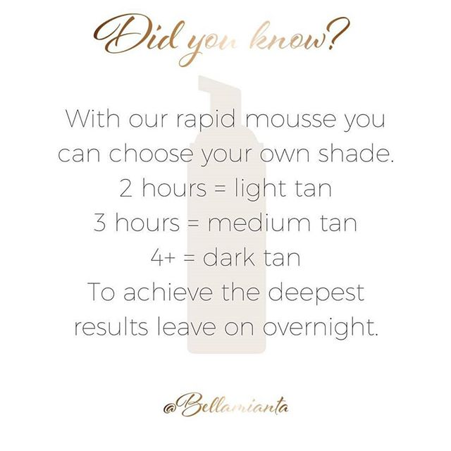 It's Friday... time to get your glow on with Bellamianta tan. Spray tan appointments available by booking online at www.michellesskinandbeautyclinic.ie