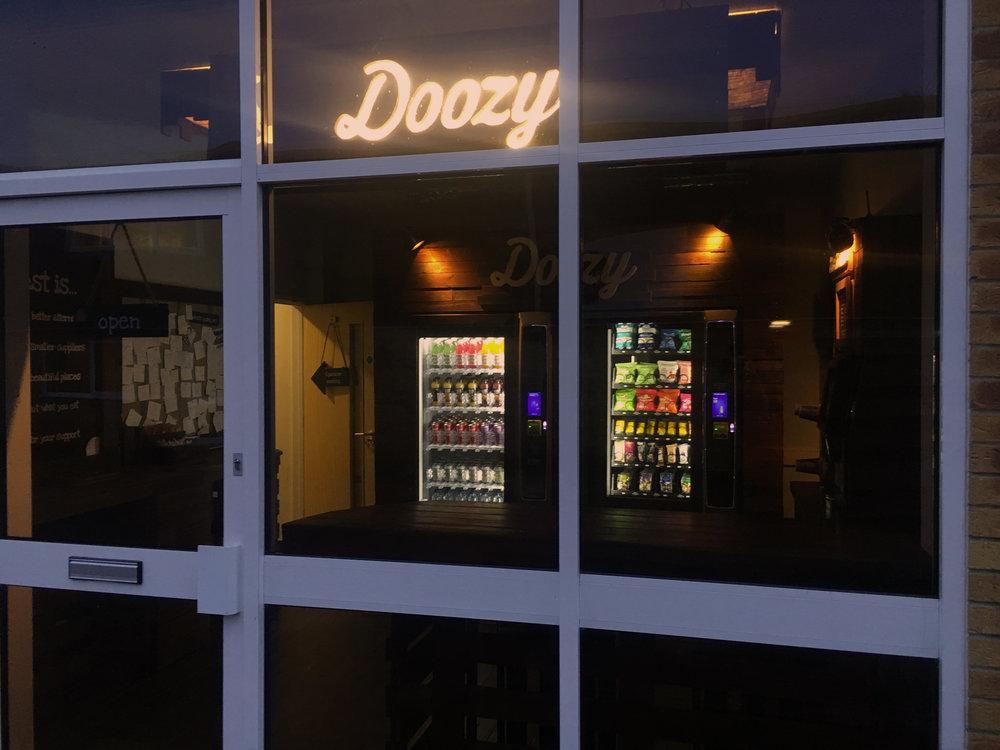 The Doozy Showroom, Downton
