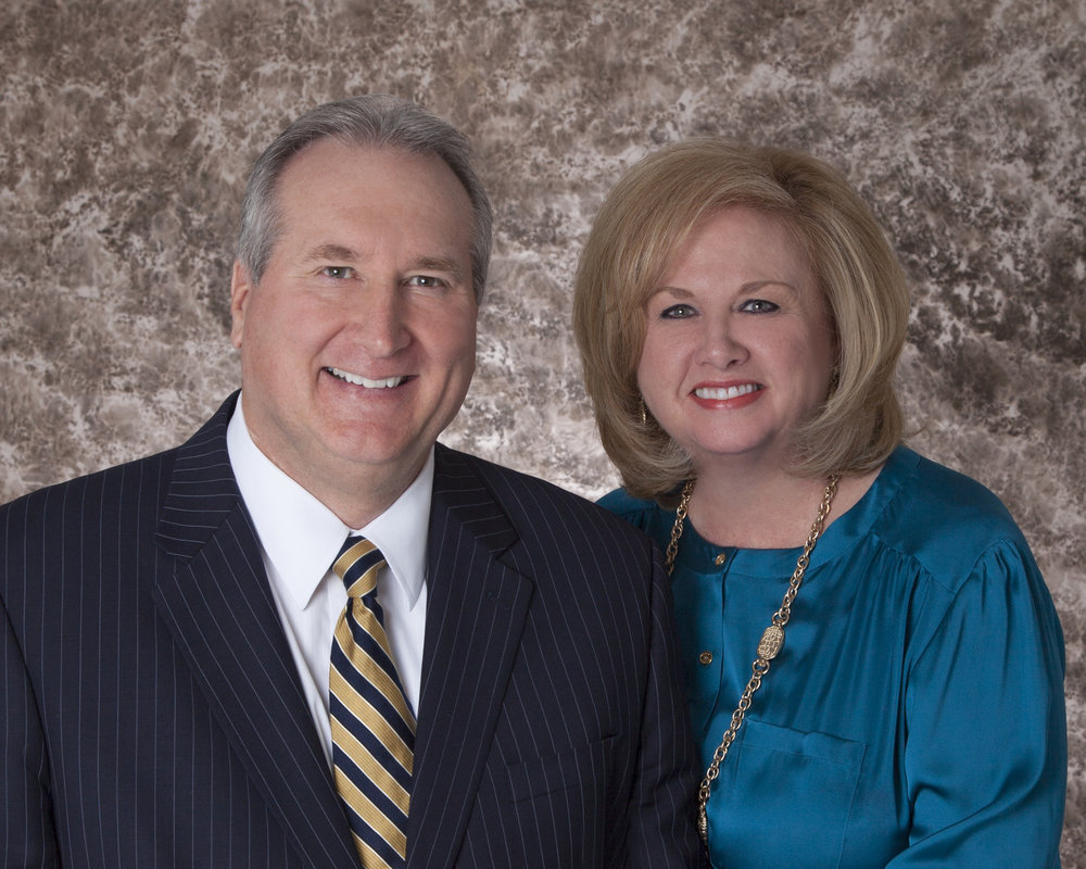 Founders Dr. Macel & Carol Ely