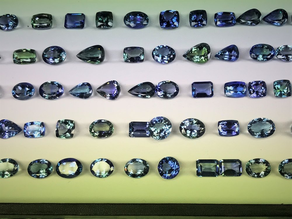 tanzanite cut youtube aaa grade watch price stones