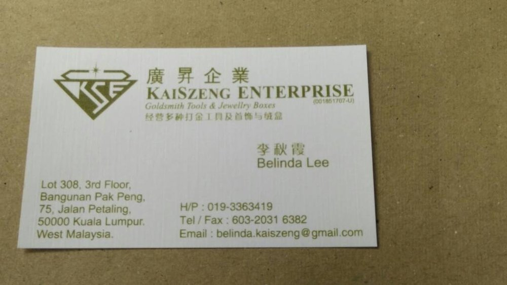 jewellery supply in KL