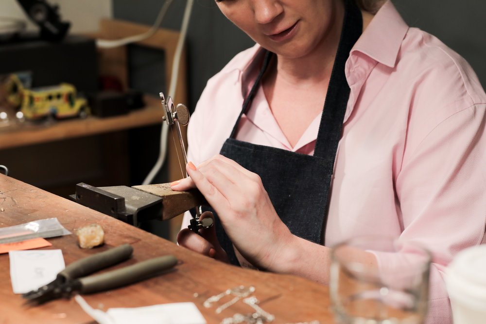 silversmithing classes
