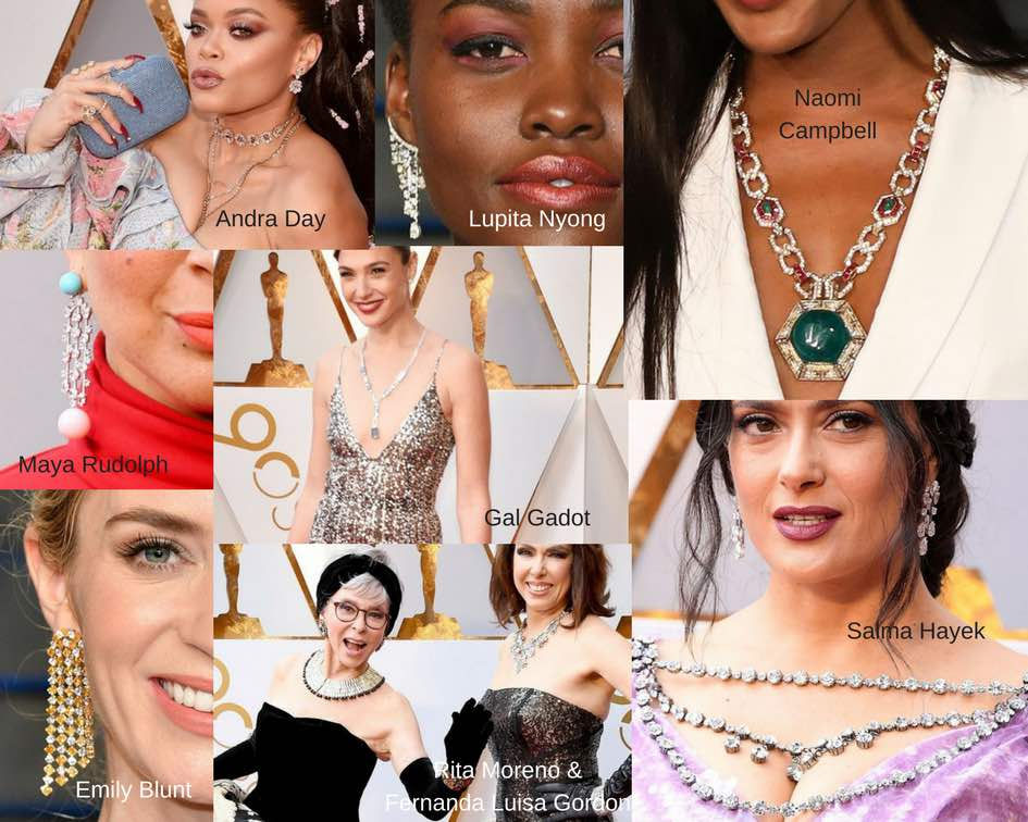 oscar jewellery tends classes