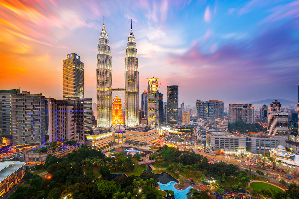 The beautiful city of Kuala Lumpur is full of inspiration!