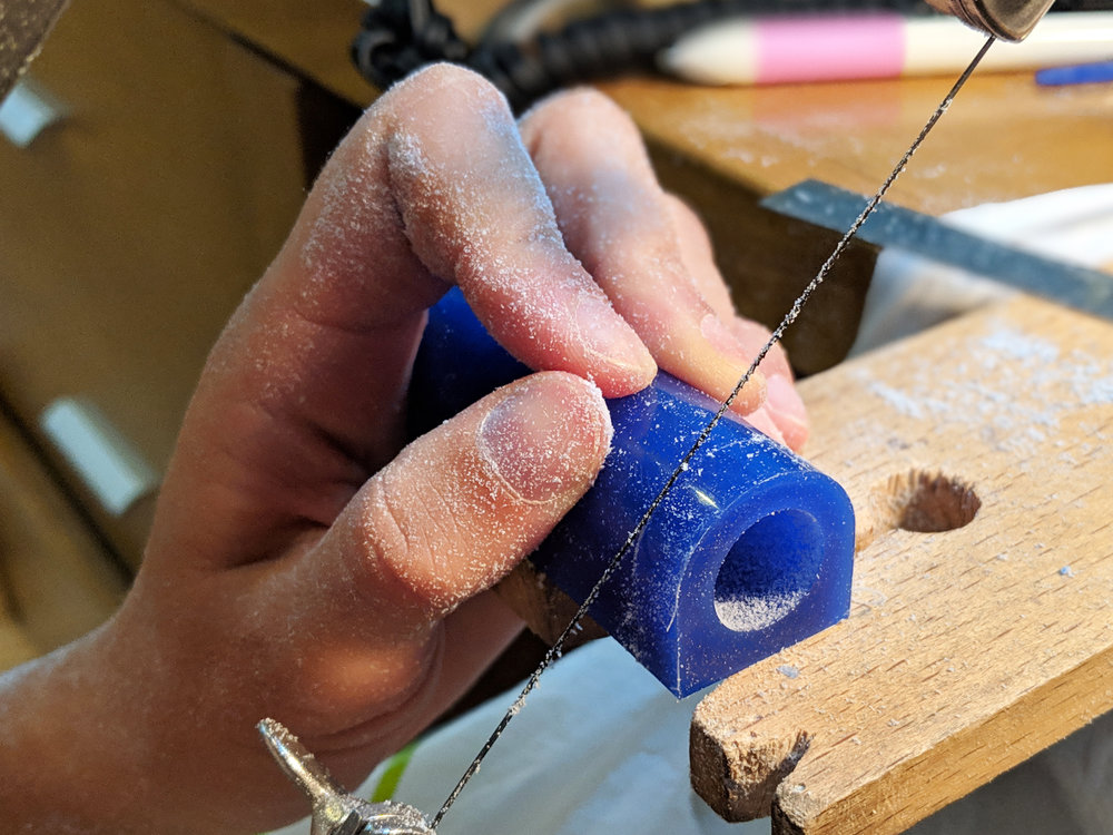 wax carving jewelry workshop