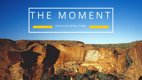 The moment - live every moment with passion - coming soon