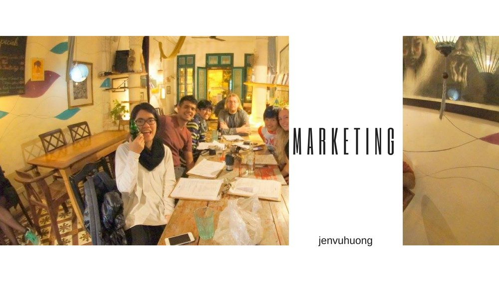 Keep updated articles about theories and examples of marketing