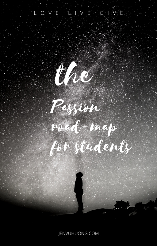 Passion road-map for students - coming soon