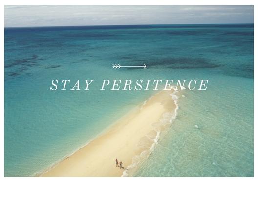 7: Persistence mastery