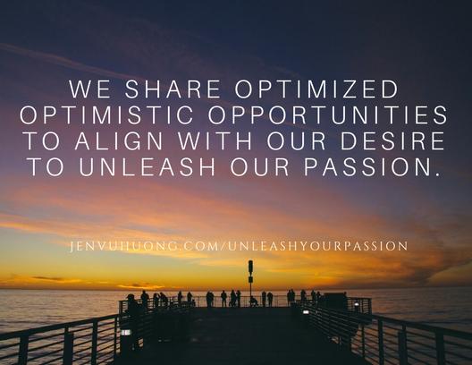 O: Optimised opportunitity