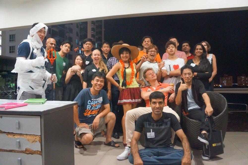 Meetup organiser in Malaysia