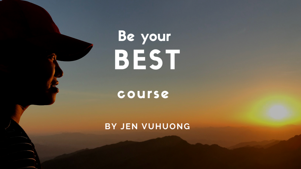 Living up to your best in the extraordinary new year!  Advanced online training + tools + strategies + habits to re-energize and better your BEST self everyday