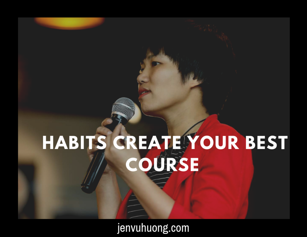 Discover HABITS that create your best ONLINE COURSE