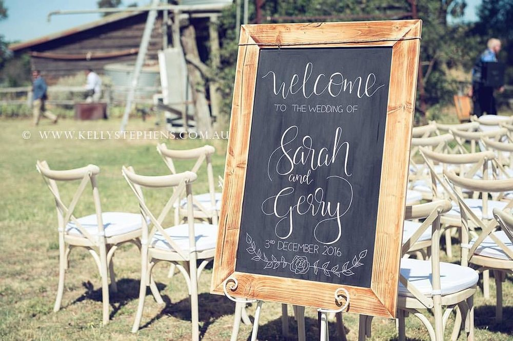 SIGNs /CHALKBOARDS -