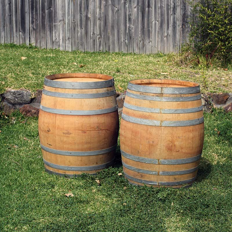 WINE BARRELS -