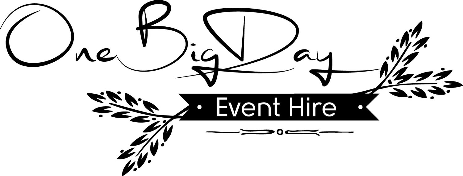 ONE BIG DAY EVENT HIRE | MELBOURNE