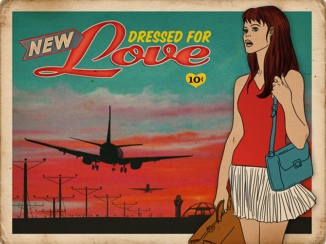 """Dressed for Love"" combines a typical hidden object detective story with an exiting and dramatic love story. It is told in the beautiful style of the romance comic books of the 1960s and 1970s. Karen the character with which the gamers identify is a young wardrobe stylist who has just got her first job in hollywood. Throughout her adventures the gamers learn about the skills of a real professional wardrobe stylist.The Mini Games between the chapters are designed in an unusual way to provide a fun learning environment, which covers varied topics like the basic principles of design, color theory as well as social skills like communication and body language.All important for being success full in this profession.We believe that games are wonderful learning tools, and should be used and designed in a much more creative way, that explores this capacity."