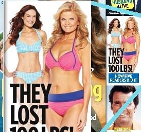 Katey was featured on the cover of people                                           magazine