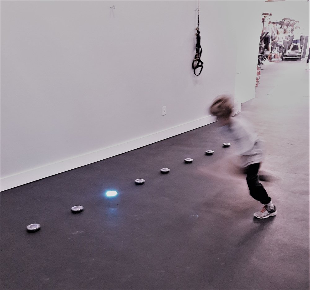fitlight hand/eye speed and agility