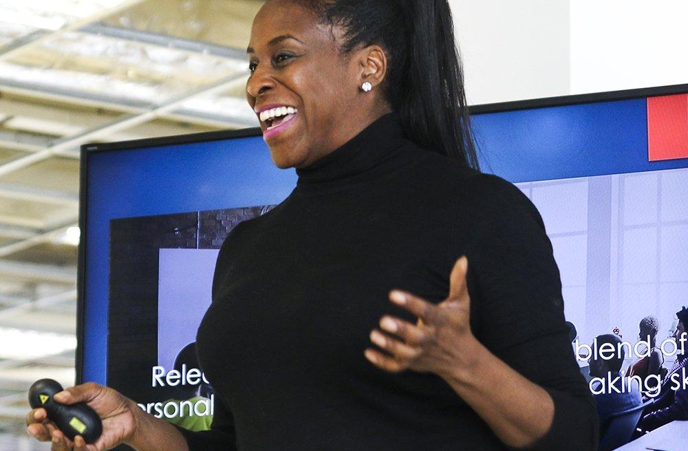 Ingrid Marsh Diversity Leader, Activist, Speaker