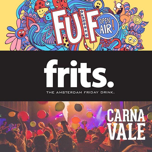 Volg onze evenementen nu op de voet op Instagram en blijf op de hoogte van alle toffe feestjes! #ongekendevents #fuifleiden #followfrits #carnavaleleiden #instagram