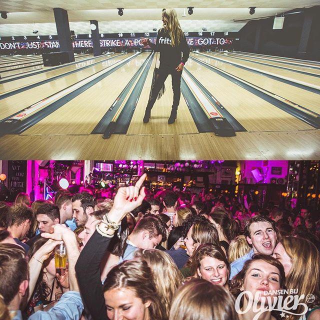 Het weekend wordt Ongekend! Vanavond gaat Frits bowlen bij Knijn in Amsterdam. Zaterdag is het weer tijd voor Dansen Bij Olivier! Fijn weekend!! #ongekendevents #weekend #amsterdam #leiden #hetisongekend #frits #dansenbij