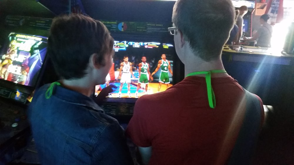 Arcade Tournament - Portland - August 2016