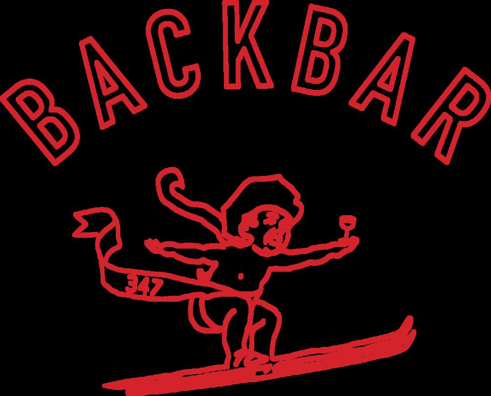 Backbar