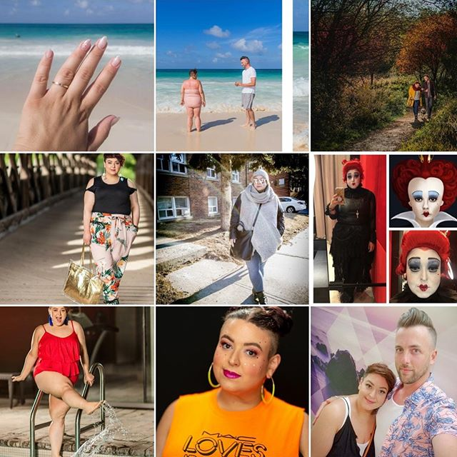 #topnine and what a year it's been!  I've shared some big life moments and some quite ones and you guys seem to like it all. Thank you for the love and support. #justbiffi