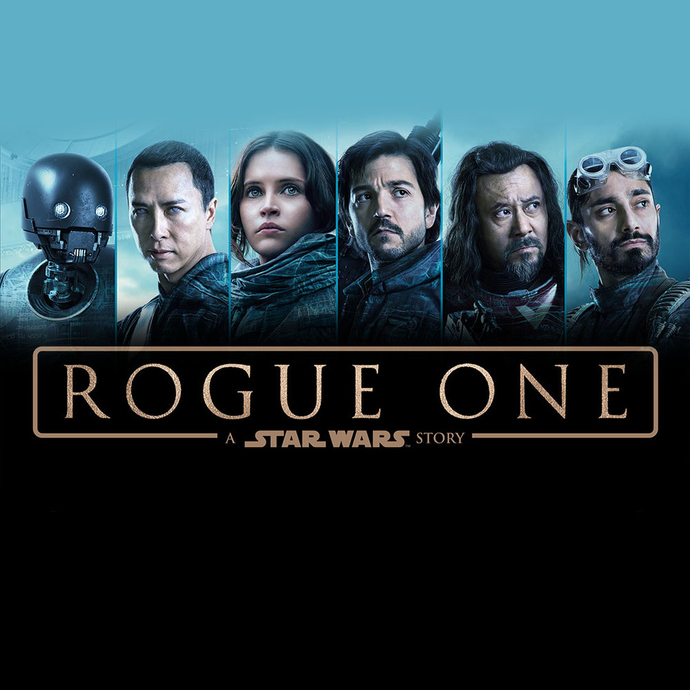 Books for Rogue One