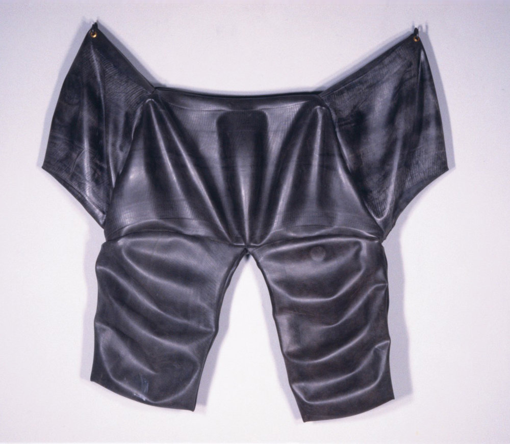 Body Bag,  rubber, 2001