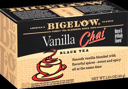 Vanilla Chai