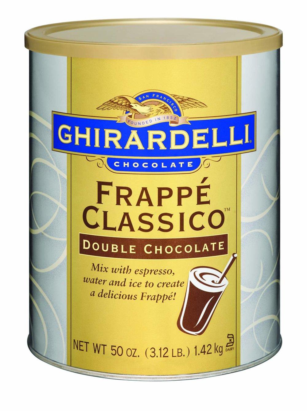 Frappé Classico Double Chocolate
