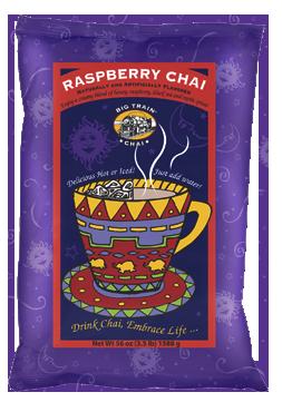 Raspberry Chai