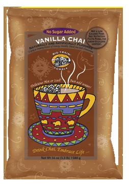 Vanilla Chai (Sugar Free)