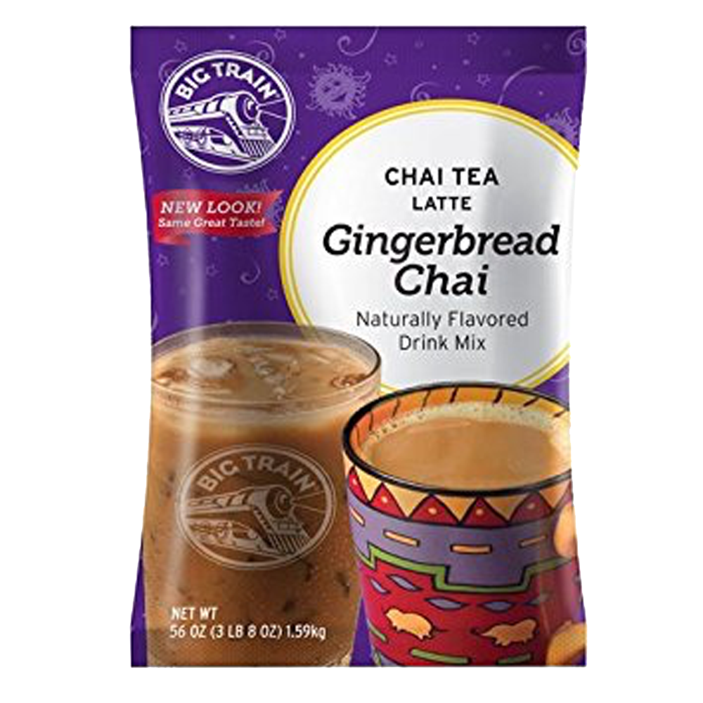 Gingerbread Chai (seasonal)