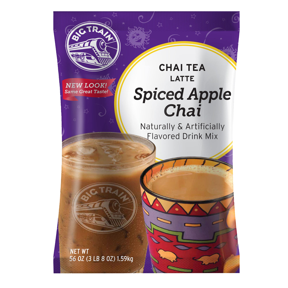 Spiced Apple Chai (seasonal)