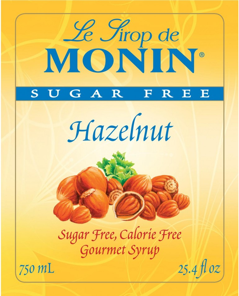 Sugar Free Hazelnut