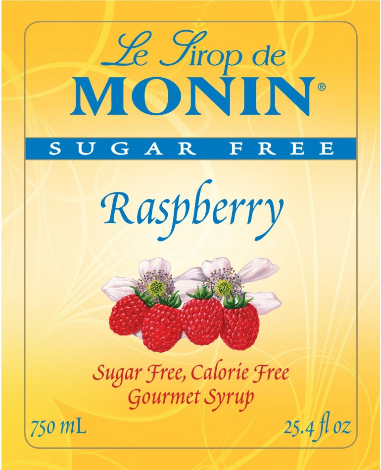 Sugar Free Raspberry