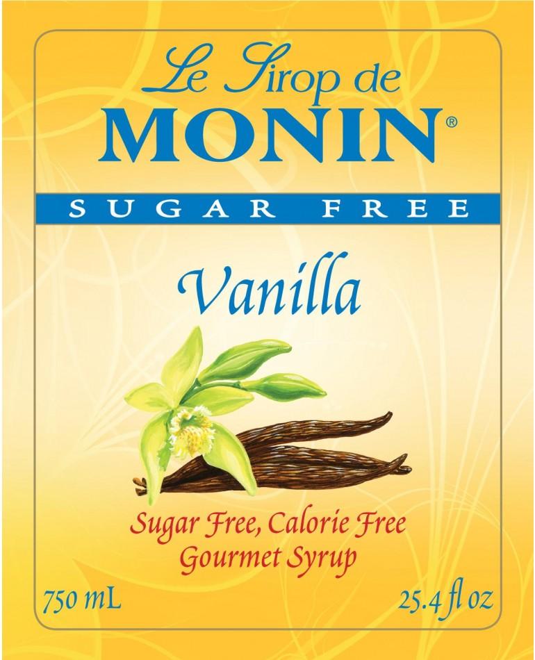 Sugar Free Vanilla