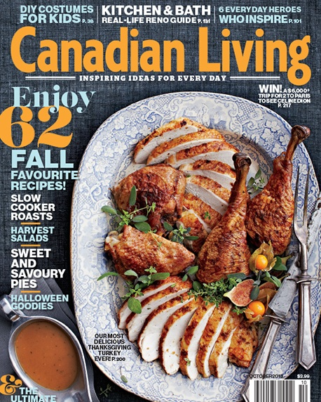 Canadian Living - October 2013