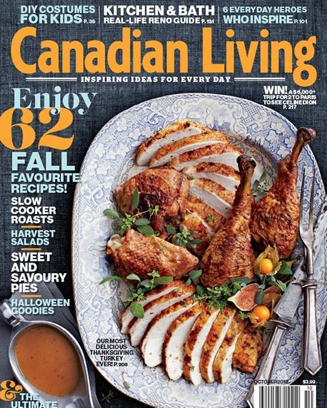Canadian Living - October 2013
